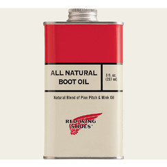 "Produktbild för ""All Natural Boot Oil"""