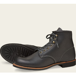 "Produktbild för ""Blacksmith 2955 -Black Spitfire Leather"""